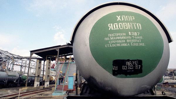 ЧПпод Тулой: нахимзаводе произошла утечка хлороводорода