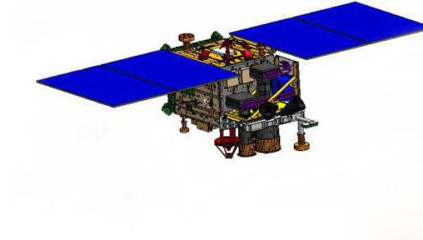 Спутник дистанционного зондирования Земли Канопус-В