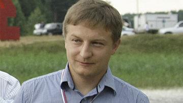 Илья Костунов, архивное фото