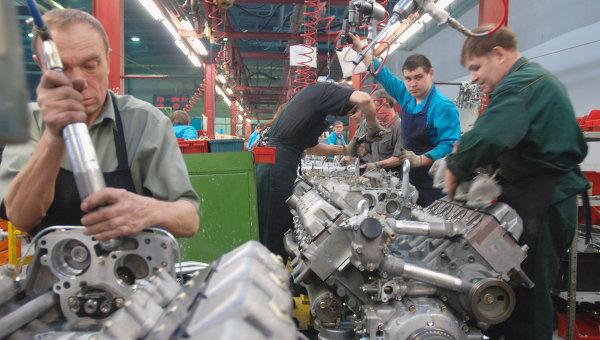 Моторный завод ОАО КАМАЗ-Дизель