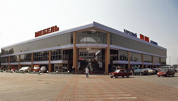 Торговый комплекс Три кита в Москве