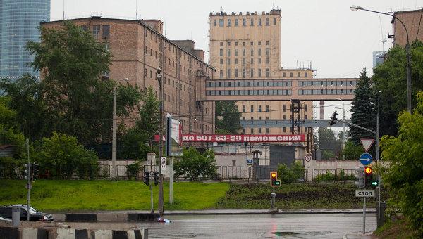Элитная застройка в центре москвы