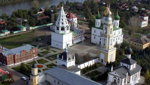 Подмосковная Коломна. Архив