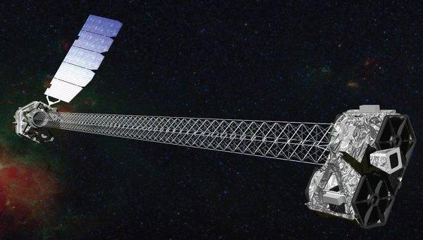 Рентгеновская обсерватория NuSTAR