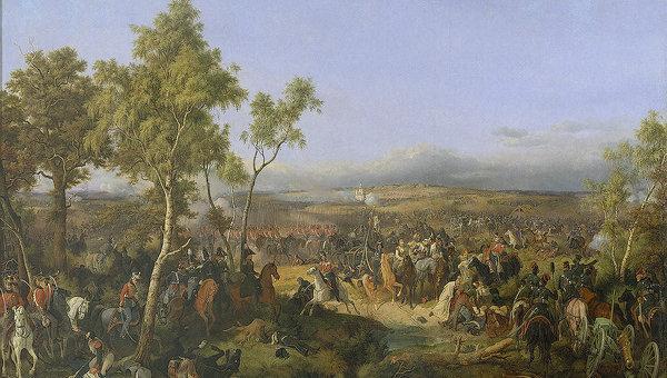 Петер фон Гесс. Тарутинский бой (1812)
