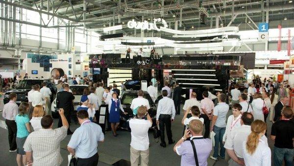 Международная выставка «Иннопром 2012»