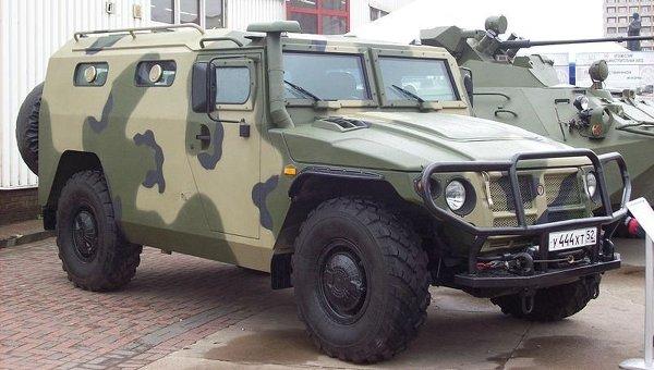 СПМ-2 Тигр