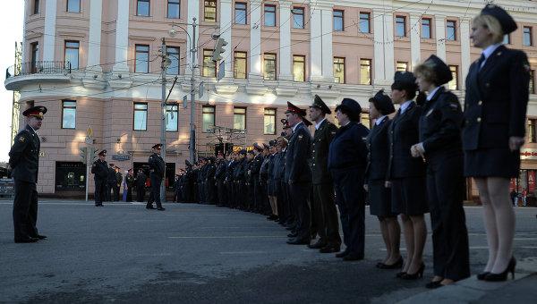 День сотрудника органов внутренних дел РФ история праздника РИА   полиции Сотрудники полиции