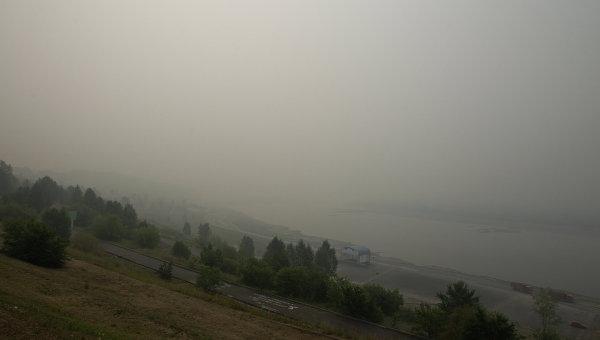 Մոսկվան ծխով է պատվել