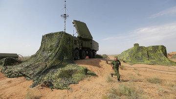 Учения войск ВКО РФ. Архивное фото