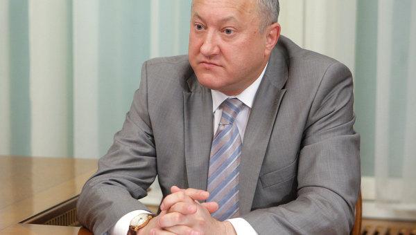 Губернатор Владимир Илюхин