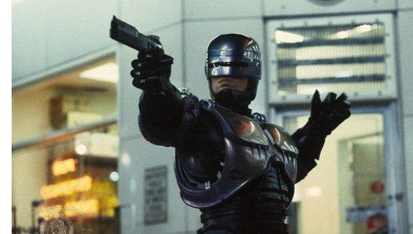 Кадр из фильма Робокоп(1987)