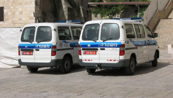 Полиция Израиля. Архивное фото