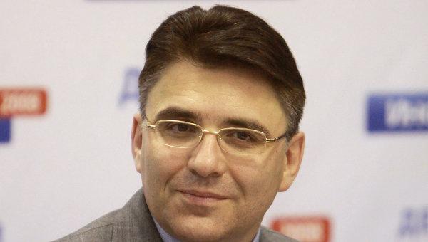 Глава Роскомнадзора Александр Жаров. Архивное фото