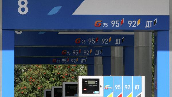 Автозаправочные станции Газпромнефть в Омске