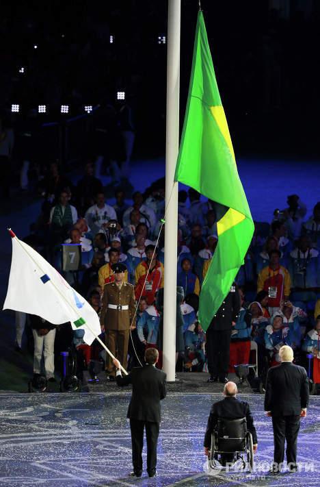 Паралимпиада - 2012. Церемония закрытия
