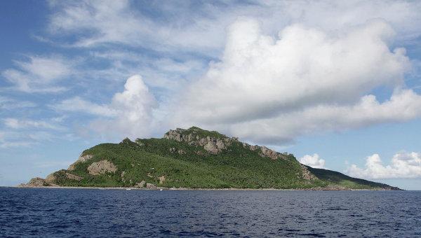 Острова Сенкаку (Дяоюйдао). Архивное фото