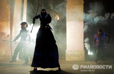 Второй всемирный фестиваль цирковой режиссуры в Санкт-Петербурге