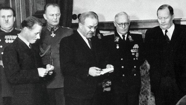 председатель иностранных дел ссср 1941-1945