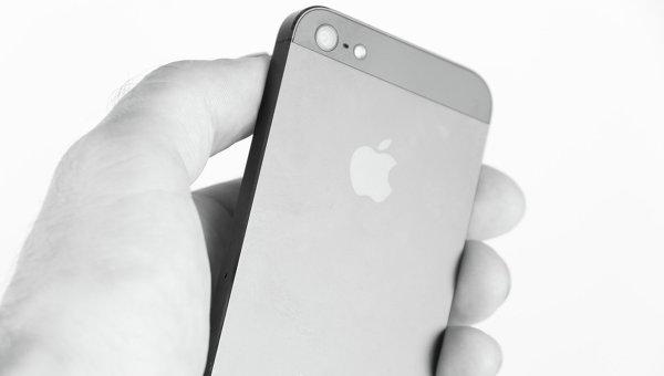 iPhone. Архивное фото