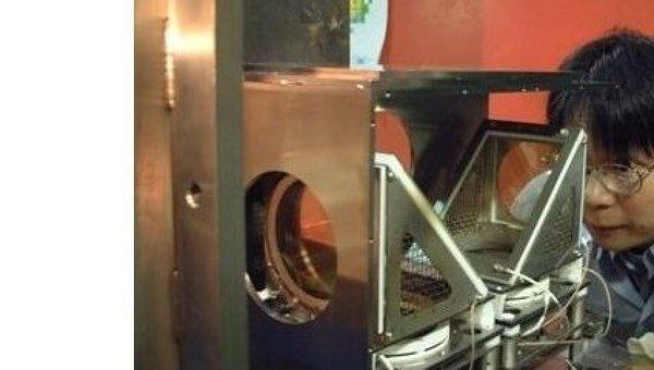 Компоненты детектора, использованного японскими учеными для обнаружения событий рождения ядер 113-го элемента