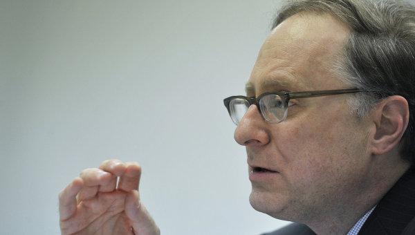 Заместитель генерального секретаря НАТО Александр Вершбоу. Архив