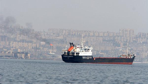 Каспийское море, г.Баку