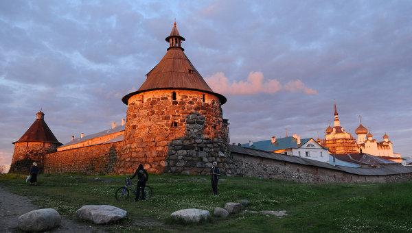 Соловецкий Спасо-Преображенский монастырь