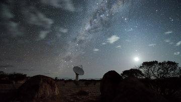 Австралийский радиотелескоп ASKAP