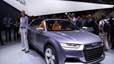 Audi. Архивное фото