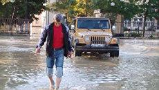 На месте происшествия: наводнение на Кубани и теракт в Турции