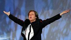 Церемония открытия Олимпиады в Лондоне завершилась песней Маккартни