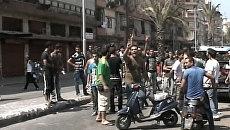 Ливанцы встретили овациями известие о гибели двух сирийских чиновников