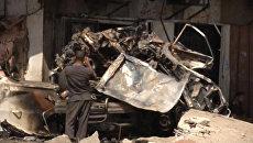 На месте происшествия: взрывы снарядов под Оренбургом и теракты в Ираке