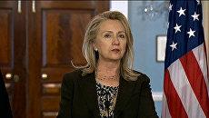 Клинтон объяснила, чем рискует РФ, сохраняя свою позицию в отношении Сирии