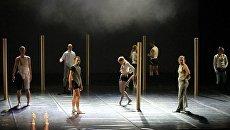 Спектакль-инсталляция Спящая красавица в театре «Провинциальные танцы»