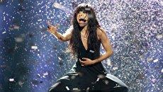 Певица Лорин на конкурсе Евровидение -2012