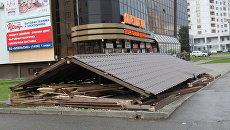 Ураган в Набережных Челнах