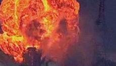 Мощные взрывы прогремели на химическом заводе в Японии. Кадры с места ЧП