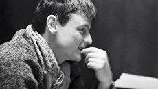 Кинорежиссёр Тарковский. Архивное фото