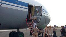 Российские миротворцы вывозят из Судана свои вещи и ананасы