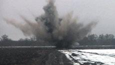 Девять самодельных бомб уничтожены силовиками в пригороде Нальчика