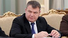 Анатолий Сердюков. Архив