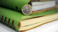 Итальянский евро. Архивное фото