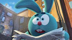 Кадр из мультфильма Смешарики. Архивное фото