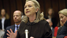 Хиллари Клинтон. Архив