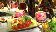Ни грамма жира: новогодние рецепты заливного, шашлыка и мясного рулета