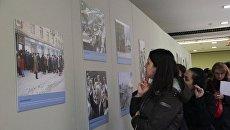 Фотовыставка РИА Новости о событиях новейшей истории России открылась в Риме