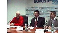 Видеомост Кишинёв - Москва Роль СМИ в межнациональных конфликтах