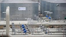 Открытие газопровода Северный поток. Архив
